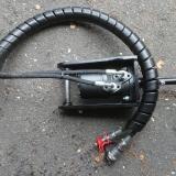 Hydraulmotor för jordborr
